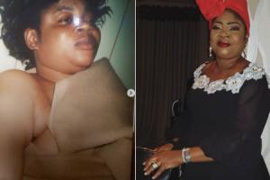 Nude photos of Salawa Abeni surfaces online, popular singer reacts