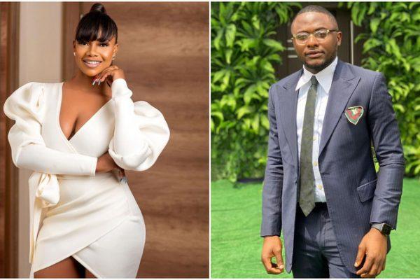 Ubi Franklin shades Tacha with 'body odour' post