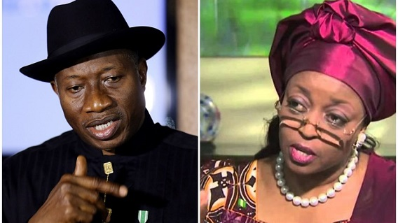 Jonathan, Diezani's bank statements requisitioned by FG over P&ID judgement case