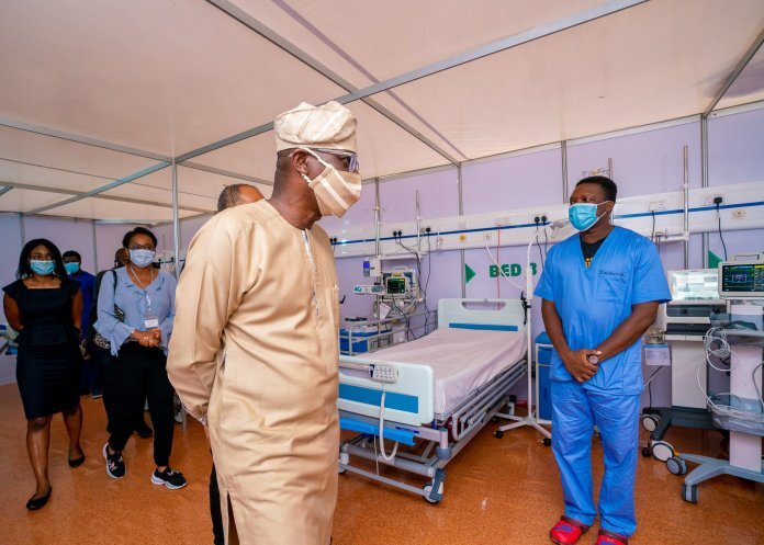 Photo of COVID-19: Lagos Unveils 80 Beds Isolation Centre