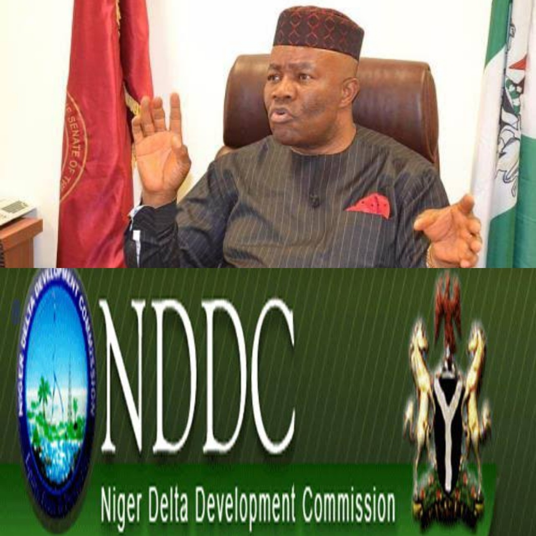 Photo of NDDC Paid Godswill Akpabio N300m To Construct A Fence – Sen. Nwaoboshi