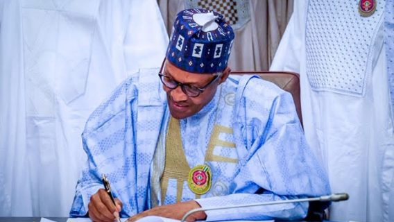 Photo of Buhari writes Reps over approval of fresh $5.5bn loan