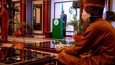 Photo of Buhari assures Nigerians of FG's ability to curtail COVID-19 pandemic