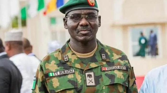 Nigerian Army Has Killed 1,015 Boko Haram Terrorists Since April – Tukur Buratai