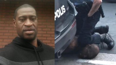 Photo of #BlackLivesMatter: Black Man Dies After Being Pinned Down By White Police Officers | Video