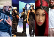 Photo of Jude Okoye Did His Best To Help And Support Cynthia Morgan And May D's Careers – J.Martins