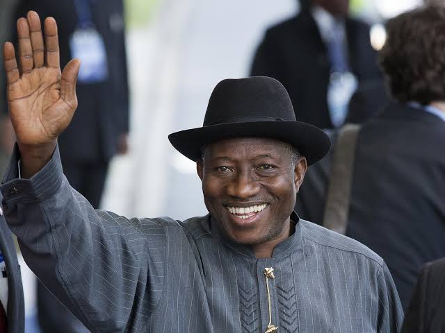 Photo of Jonathan explains absence from active politics