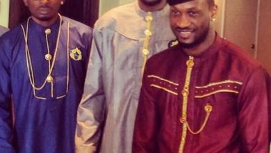 Photo of 'I slept on TV carton while I was with P Square'- May D recounts