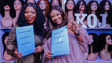 Photo of Nollywood Actress Wummi Toriola Bagged An Endorsement Deal With KOJ Hairways