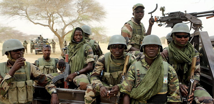 Photo of Nigerian troops kill 20 terrorists in Borno