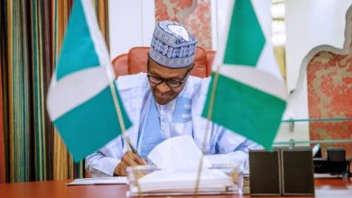 Photo of Buhari Signs Companies and Allied Matters Bill Into Law