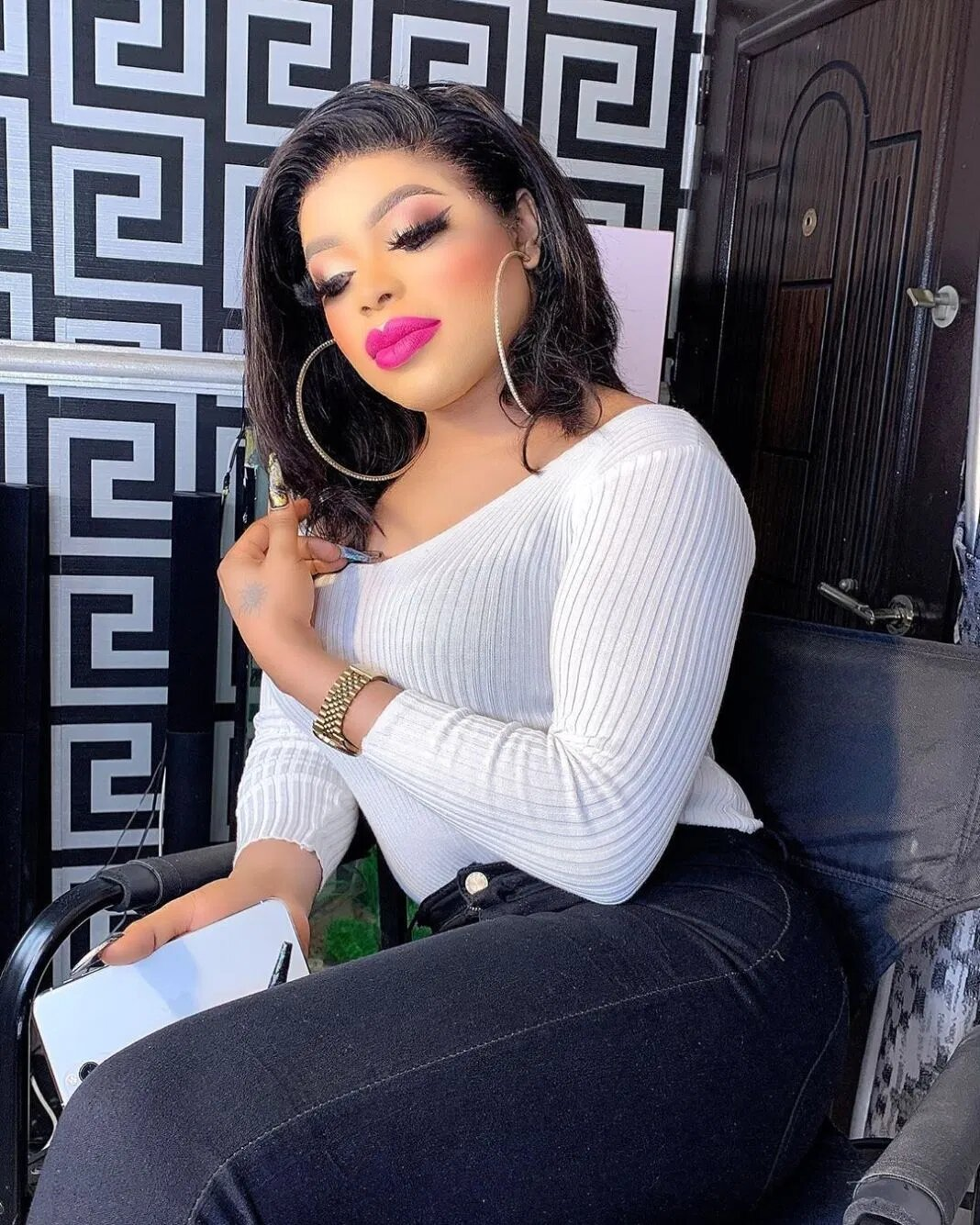 Bobrisky Is Your Sunday Hottie In New Snap | SEE PHOTOS