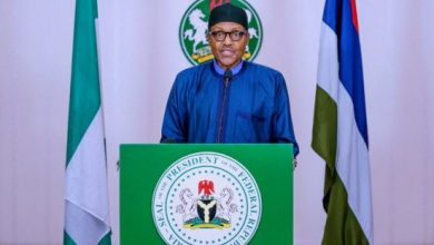 Photo of Full Text Of President Buhari's Nationwide Speech To Nigerians