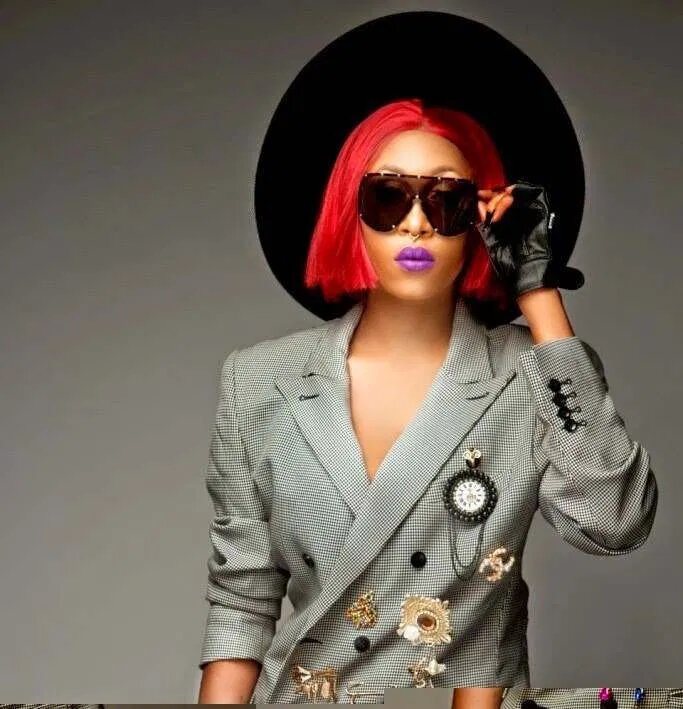Cynthia Morgan Deletes All Instagram Post And Unfollows Everyone