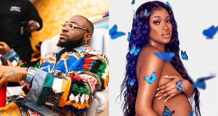 Davido reportedly welcomes baby with British baby mama