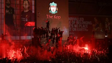 Photo of Liverpool face Anfield ban if fans don't stop partying in streets
