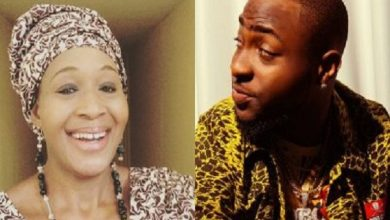 Photo of Davido lied about mansion – Kemi Olunloyo