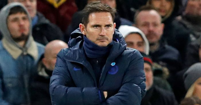 We know how to beat Liverpool, Lampard boasts