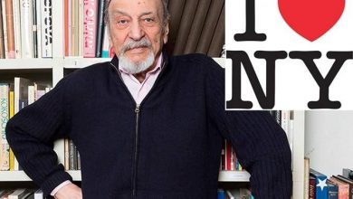 Photo of Milton Glaser, Designer Of 'I love NY' Logo, Dies At 91