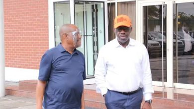 Photo of 300 Policemen Besiege Benin Hotel Lodging Wike, Other PDP Governors
