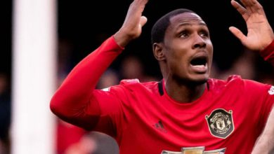 Photo of Ighalo reveals why he thought Man Utd 'dream' would not continue