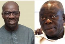 Photo of Obaseki Did Not Reject Direct Primary In Edo State – Oshiomhole