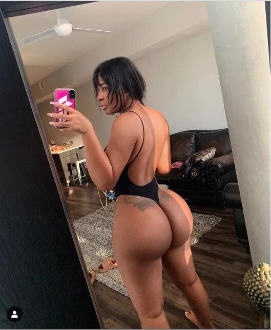 Jim Iyke's Ex-Girlfriend Sandra Benede Celebrates Birthday With Sexy Photos