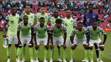 Photo of Nigeria is 31st on FIFA latest rankings