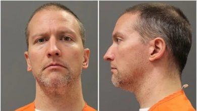 Photo of George Floyd: Judge Sets Derek Chauvin's Bail At $1.25 Million