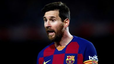 Photo of Messi gave me his Barcelona shirt during a doping test, reveals Gladbach's Kramer