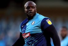Photo of Akinfenwa speaks out after an abusive incident
