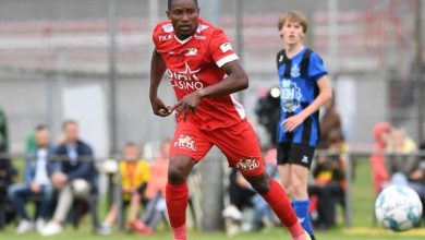 Photo of Ex-Super Eagles striker quits Belgian club after expiration of contract