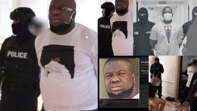 Photo of Hushpuppi scammed SS Lazio of €2m after hijacking transfer fee – FBI