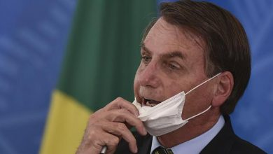 Photo of Brazil's President Bolsonaro Tests Positive For COVID-19