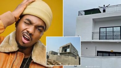 Photo of Skiibii acquires new house | PHOTOS