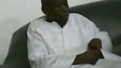 Photo of Viral Video of Ganduje Pocketing Dollars Spotted At Ring Road Benin