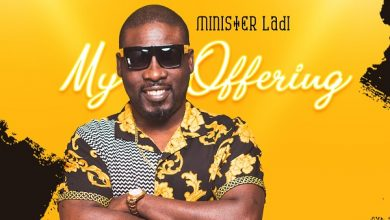 """Photo of Minister Ladi drops a new EP titled """"My Offering"""""""