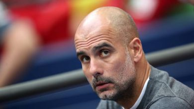 Photo of Guardiola: I want Messi to stay with Barcelona