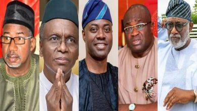 Photo of List Of Governors who have tested positive for COVID-19 | SEE