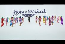 "Photo of 2Baba drops a new video titled ""Opo"" ft Wizkid"