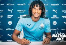 Photo of Man City seal Ake's £40m deal