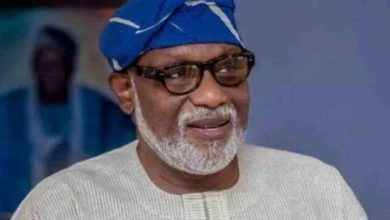 Photo of I Have The Support Of APC Aspirants – Akeredolu