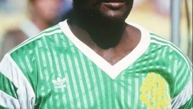 Photo of Former Cameroon's Legendary Captain Stephen Tataw Is Dead, Aged 57