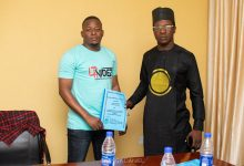 Photo of The Founder of 47Vibez Media, Mr. Oladuntoye Usman Olajuwon has Signed an Endorsement Deal With Mohab Apparel