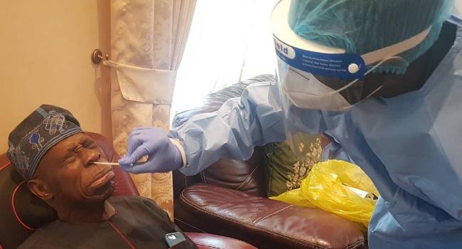 Obasanjo Test Negative To Coronavirus