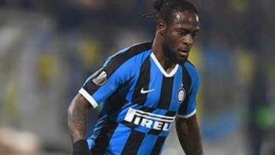 Photo of Moses shifts attention to Europa League success with Inter Milan
