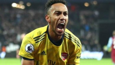Photo of Aubameyang brother assures  Arsenal fans about new contract