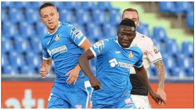 Photo of Getafe president confirms Super Eagles star exit