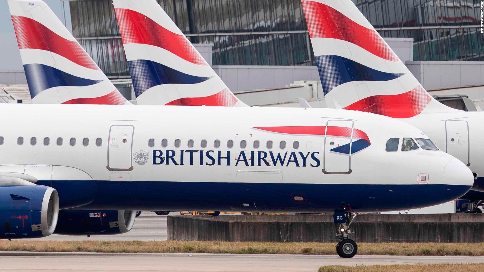 British Airways To Fire 10,000 Staff As Airline Struggles To Survive Travel Restrictions