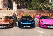 Photo of Femi Otedola Gifts His Daughters A Ferrari Portofino Each | PHOTOS